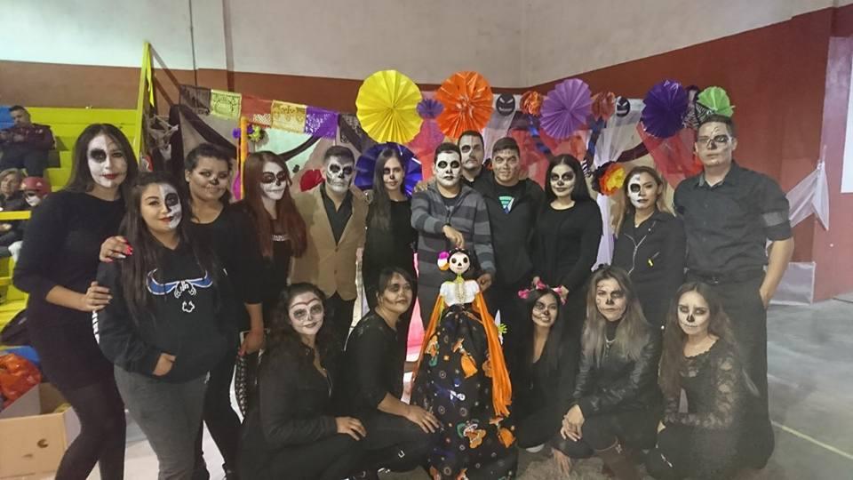 Realiza el Campus Madera exitosa Feria del Hueso en su comunidad