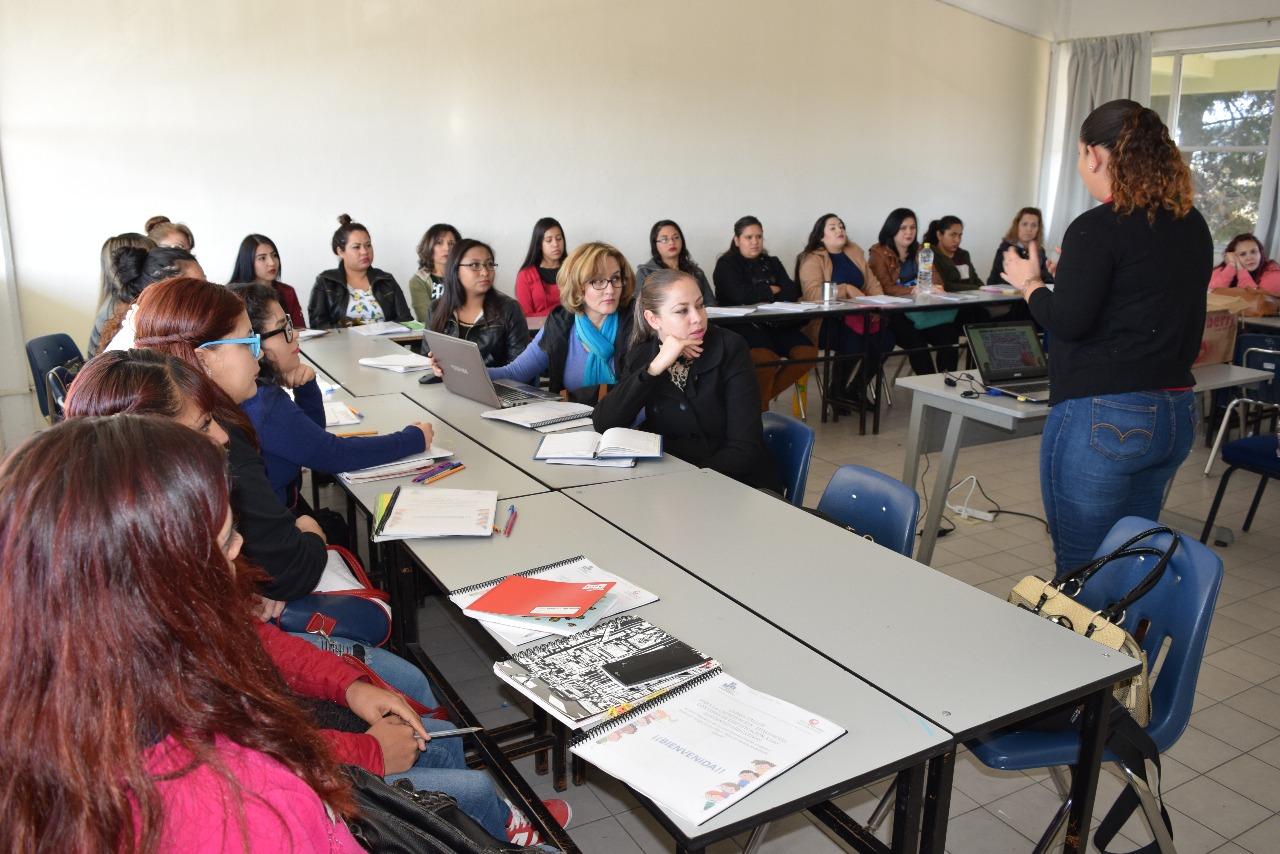 Capacita UPNECH a 27 asistentes educativas en la Atención, Cuidado y Desarrollo de Niñas y Niños en Centros de Cuidado Infantil