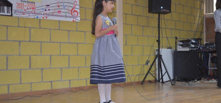Realizan concurso de canto infantil en UPNECH campus Parral