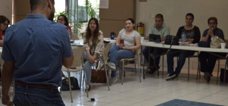 Capacita UPNECH a docentes para tratar casos de violencia sexual y de género en escuelas de educación básica