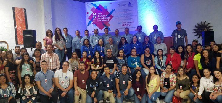 Dio inicio la Primer Semana Académica y Cultural de la UPNECH Campus Madera