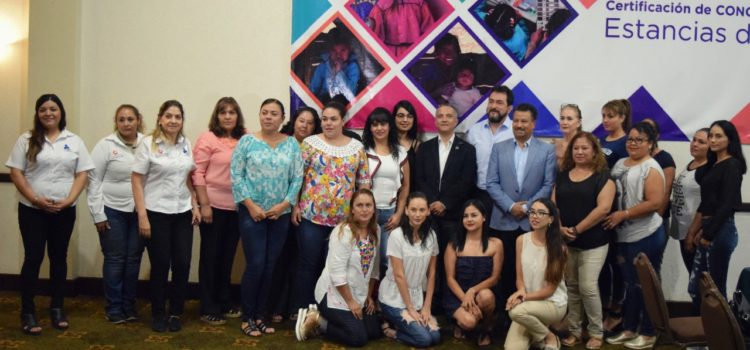 CERTIFICACIÓN EN PRIMEROS AUXILIOS PARA ASISTENTES EDUCATIVAS DE ESTANCIAS DE CUIDADO INFANTIL PARA FAMILIAS DE JORNALEROS