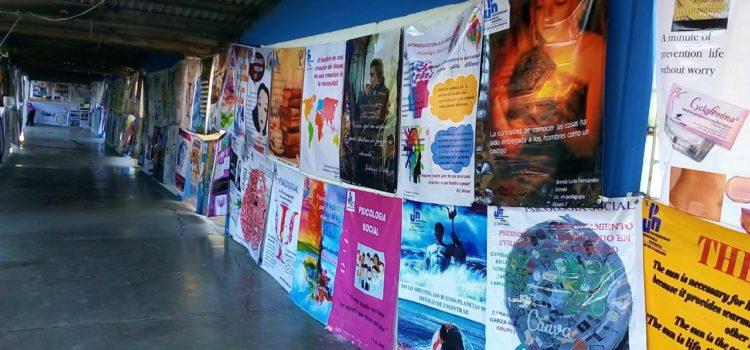 CELEBRA CAMPUS DELICIAS 7MO ANIVERSARIO DE UPNECH CON EXPOSICIÓN DE CARTELES