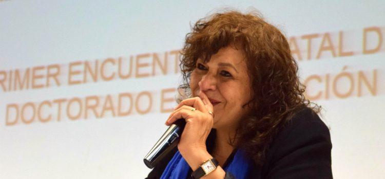 ENTREVISTA A DRA. TERESA ROJAS ACADÉMICA E INVESTIGADORA DE UPN AJUSCO