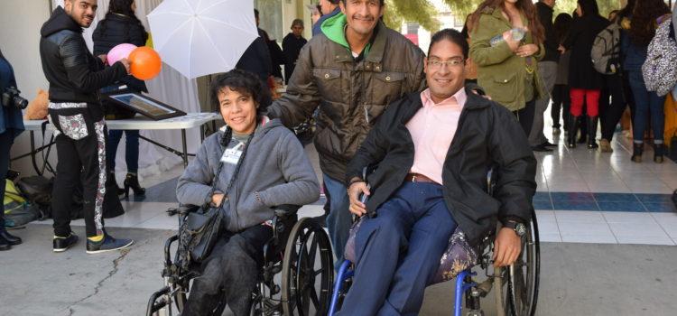 ENCUENTRO DE FAMILIAS POR LA INCLUSIÓN SOCIAL EN  UPNECH CAMPUS CHIHUAHUA
