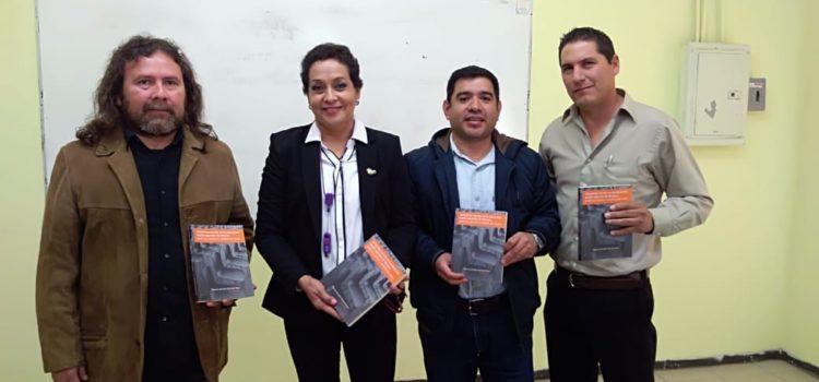 """PRESENTAN LIBRO """"ABANDONO ESCOLAR EN LA EDUCACIÓN MEDIA SUPERIOR DE MÉXICO…"""" EN UPNECH CAMPUS NUEVO CASAS GRANDES"""