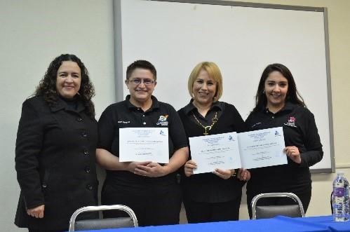 EXITOSA CONFERENCIA LENGUAJE DE SEÑAS EN UPNECH CAMPUS JUÁREZ